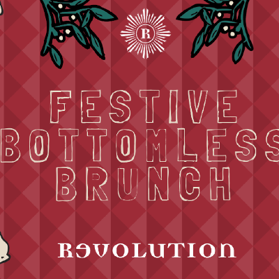 Festive Bottomless Brunch