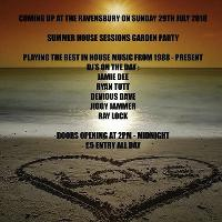 Summer house sessions, The garden party