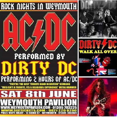 Dirty DC the UK,s No 1 AC/DC tribute