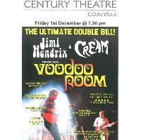 Voodoo Room: A Night of Hendrix & Cream
