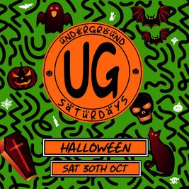 UG Saturdays Halloween Spooktacular!