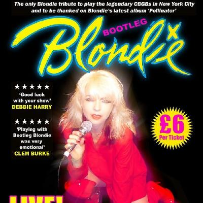 The Number 1 Blondie Tribute Act.