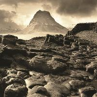 Iceland, An Uneasy Calm by Tim Rudman