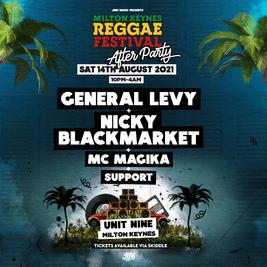 Milton Keynes Reggae Festival - Official Afterparty