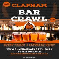 Clapham Bar Crawl