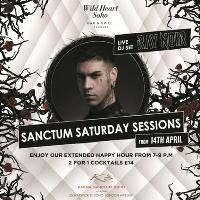 Sanctum saturday sessions