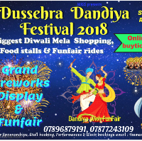 Dusshera and Dandiya festival 2018