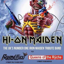 Hi-On Maiden (UK