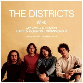 The Districts / BRNS