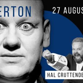 Comedy Lounge presents: Terry Alderton & Hal Cruttenden