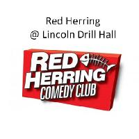 April Red Herring Comedy Club