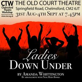 Ladies Downunder by Amanda Whittington