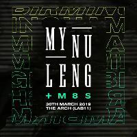 My Nu Leng & M8s Tour (Birmingham) Daytime