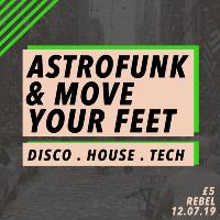 Astrofunk & MYF - Southampton