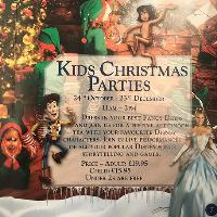 Kids Christmas Parties