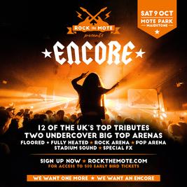 Rock The Mote Presents: Encore