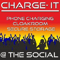 Charge-It: Phone Charging and Secure Storage at The Social