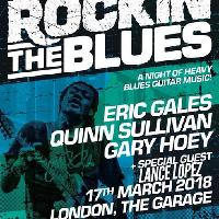 Rockin The Blues feat. Eric Gales, Gary Hoey, Quinn Sullivan