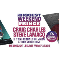 Craig Charles & Steve Lamacq