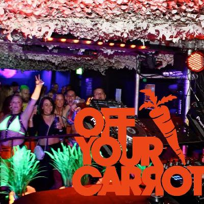 Off Your Carrot New Years Eve