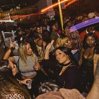 Turn Up - Halloween RnB vs Hip-Hop party