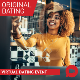 Virtual Speed Dating East London. Ages 25-45