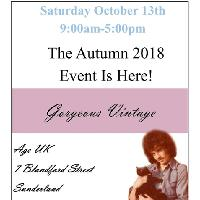 The Gorgeous Vintage Event