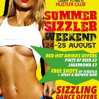 Summer Sizzler Weekend