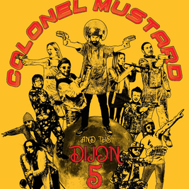 Yelloween with Colonel Mustard and the Dijon 5