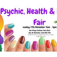 Psychic Health and Beauty Fair - Hoo, Medway