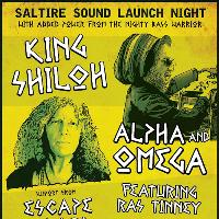 Saltire Sound System Launch Party