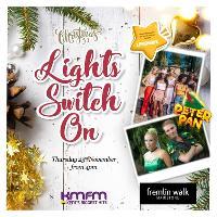 Fremlin Walk Christmas Lights Switch On