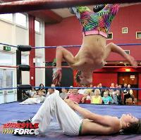 Live Wrestling in Dagenham