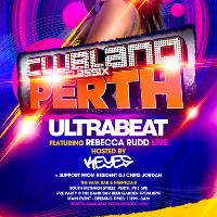 Clubland Classix Perth - Ultrabeat Ft. Rebecca Rudd Live