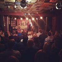 Kick Back Comedy, Saturday 13th October @ The BOILEROOM!