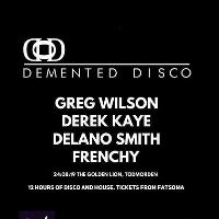 Demented Disco Summer Party