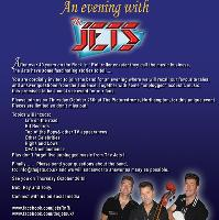 An evening with The Jets (up close and personal)