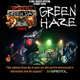 GREEN HAZE - The No.1 Green day Tribute band,