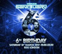 Trance Sanctuary 6th Birthday