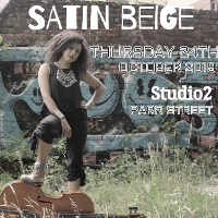 Satin Beige Live at Studio2
