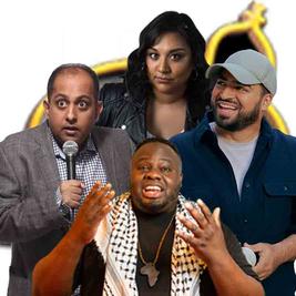 Desi Central Comedy Show - Edinburgh