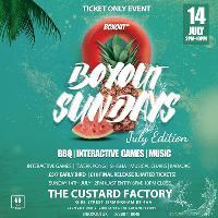 Boxout Sundays - July Edition