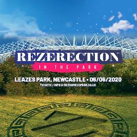 Rezerection In The Park 2020 Tickets | Leazes Park  Newcastle Upon Tyne  | Sat 6th June 2020 Lineup