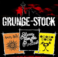 Grunge-Stock Feat. Pearl Scam, Stone Temple Pirates, Angry Hair