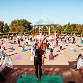 Liverpool Yoga Festival