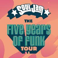 SoulJam - Five Years Of Funk Tour - Birmingham