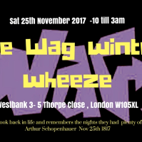The Wag Winter Wheeze