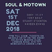 Minimal Events - Soul & Motown