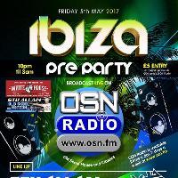 OSN Radio presents 'The IBIZA Pre Party'