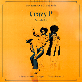 LightNight After Party: Crazy P [NYD Reschedule]